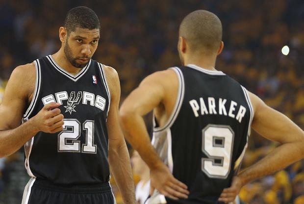 San Antonio Spurs v Golden State Warriors - Game Four
